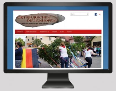 Ortsburschen Dietenhofen